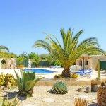 Ferienhaus Mallorca MA3890 Garten mit Pool