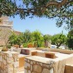 Ferienhaus Mallorca MA3890 Garten mit Sitzecke