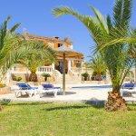 Ferienhaus Mallorca MA3890 Palmen im Garten
