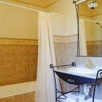 Ferienhaus Mallorca MA3890 Waschtisch im Bad