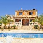 Ferienhaus Mallorca mit Pool MA3890