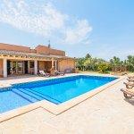 Ferienhaus Mallorca mit Swimmingpool MA3034