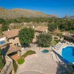 Finca Mallorca MA4313 Blick auf das Anwesen