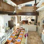 Finca Mallorca MA4313 Blick auf die Wohnebene