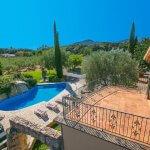 Finca Mallorca MA4313 Blick vom Balkon