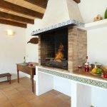 Finca Mallorca MA4313 Grillhaus