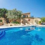 Finca Mallorca MA4313 Swimmingpool mit Treppe