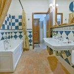 Villa Toskana TOH940 Bad mit Wanne