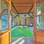 Villa Toskana TOH940 Blick auf den Innenpool