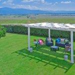 Villa Toskana TOH940 Garten mit Pavillon