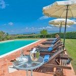 Villa Toskana TOH940 Gartenmöbel am Pool