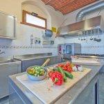 Villa Toskana TOH940 Küche mit Tisch