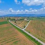 Villa Toskana TOH940 Luftaufnahme