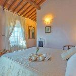 Villa Toskana TOH940 Schlafraum mit Doppelbett