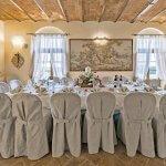 Villa Toskana TOH940 großer Esstisch