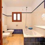 Ferienhaus Mallorca MA3355 Bad mit Wanne