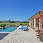Ferienhaus Mallorca MA3355 Bouganvilea am Haus