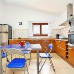 Ferienhaus Mallorca MA3355 Küche mit Tisch