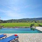 Ferienhaus Mallorca MA3355 Liegen am Pool