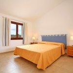 Ferienhaus Mallorca MA3355 Schlafzimmer mit Doppelbett