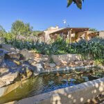 Ferienhaus Mallorca MA3989 Teich im Garten