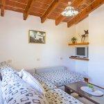 Ferienhaus Mallorca MA3989 Wohnraum mit Coucj