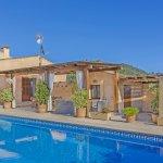 Ferienhaus Mallorca mit Pool MA3989