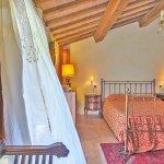 Ferienhaus Toskana TOH525 Doppelbettzimmer