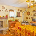 Ferienhaus Toskana TOH525 Küche