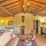 Ferienhaus Toskana TOH525 Sofa und Sessel im Obergeschoss