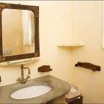 Ferienhaus Toskana TOH525 Waschtisch im Bad