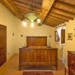 Ferienhaus Toskana TOH525 Zimmer mit Bett