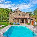 Ferienhaus Toskana TOH525 mit Pool