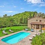 Ferienhaus Toskana mit Pool TOH525