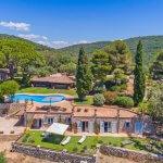 Villa Toskana am Meer TOH790