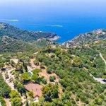 Villa Toskana am Meer TOH790 Blick auf das Anwesen