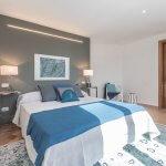 Villa Toskana am Meer TOH790 Doppelbett im Schlafraum
