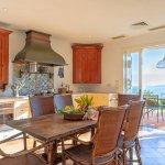 Villa Toskana am Meer TOH790 Küche mit Esstisch