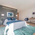 Villa Toskana am Meer TOH790 Schlafraum mit Doppelbett (2)