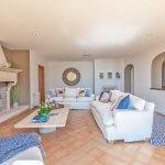 Villa Toskana am Meer TOH790 Wohnraum