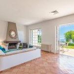 Villa Toskana am Meer TOH790 Wohnraum mit ZUgang zur Terrasse