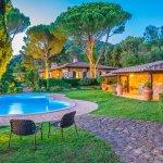Villa Toskana am Meer TOH790 mit Beleuchtung