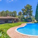 Villa Toskana am Meer TOH790 mit Pool