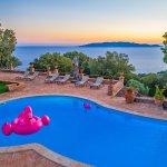 Villa Toskana am Meer TOH790 mit Pool und Meerblick