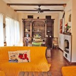 Ferienhaus Toskana TOH424 Couchgarnitur
