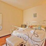 Ferienhaus Toskana TOH424 Doppelbett im Schlafraum