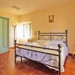 Ferienhaus Toskana TOH424 Schlafzimmer mit Doppelbett