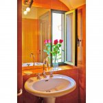Ferienhaus Toskana TOH424 Waschtisch im Bad