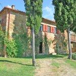 Ferienhaus Toskana TOH424 Weg zum Haus