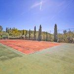 Ferienhaus Toskana TOH424 mit Tennispolatz